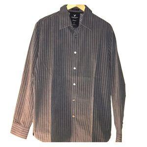 American Eagle long sleeve shirts (set of 2) L
